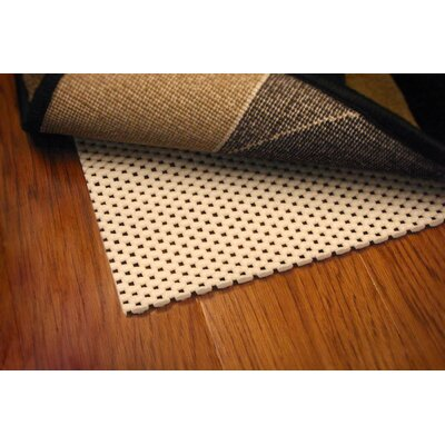 Firm Rug Pad Rug Size: 98 x 138