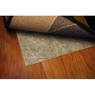 All Rug Pad Rug Size: 58 x 88
