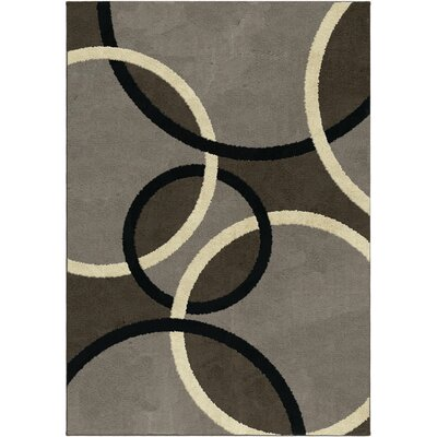Springport Brown Area Rug