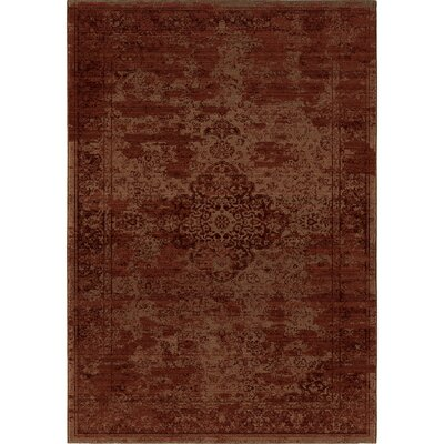 Robert Red Area Rug