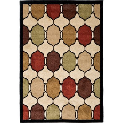 Valerie Tan Indoor/Outdoor Area Rug Rug Size: 52 x 76