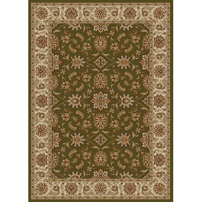 Colebrook Sage/Beige Area Rug Rug Size: Rectangle 910 x 1210