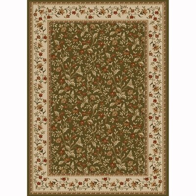 Colebrook Sage Area Rug Rug Size: Rectangle 910 x 1210
