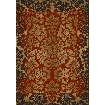 Colebrook Brick Area Rug Rug Size: Rectangle 79 x 11