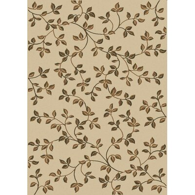Stamford Ivory Area Rug Rug Size: 79 x 11