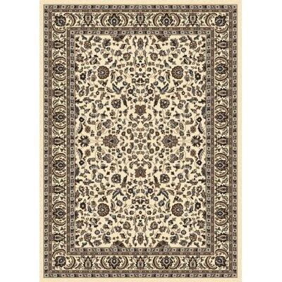 Weiser Ivory Oriental Area Rug Rug Size: 33 x 411