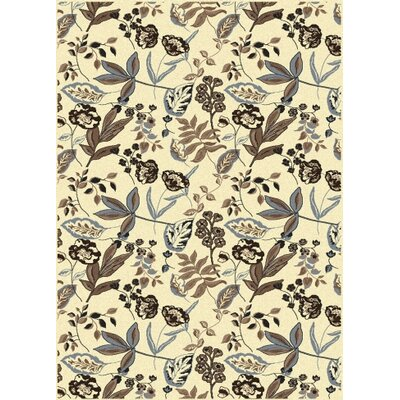 Windsor Ivory Area Rug Rug Size: Rectangle 33 x 411