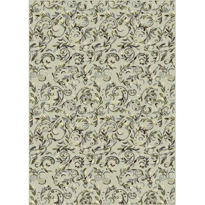 Windsor Green Area Rug Rug Size: Rectangle 33 x 411