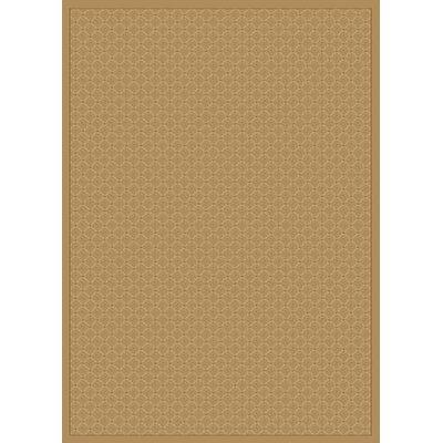 Colebrook Beige Area Rug Rug Size: Rectangle 55 x 77