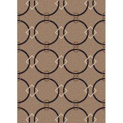 Franklin Beige Area Rug Rug Size: Rectangle 33 x 411
