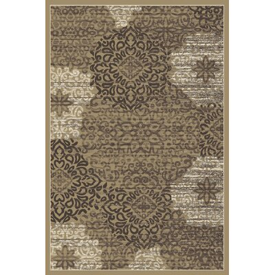 Ackermanville Beige Area Rug Rug Size: Rectangle 33 x 411