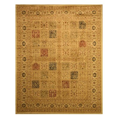 Madison Brown Area Rug Rug Size: Rectangle 53 x 77