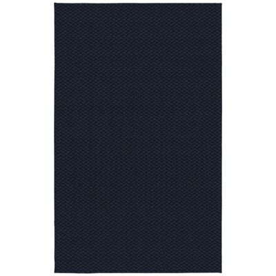 Esther Blue Area Rug Rug Size: Square 12