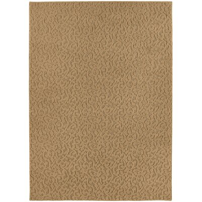 Edith Beige Area Rug Rug Size: Rectangle 6 x 9