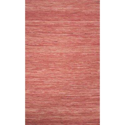 Newman Hand-Woven Langoustino Area Rug Rug Size: 5 x 8