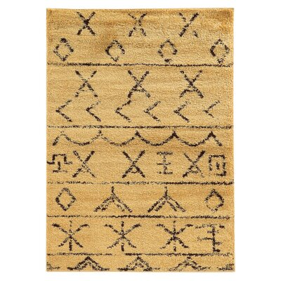 Westland Camel/Brown Area Rug Rug Size: Rectangle 8 x 10