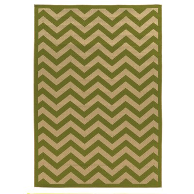 Beatrice Green Indoor/Outdoor Area Rug