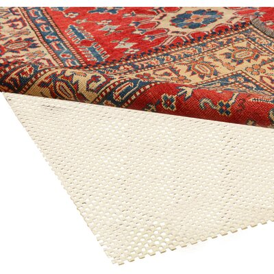Riley Non-Slip Rug Pad Rug Size: Runner 2' x 8'