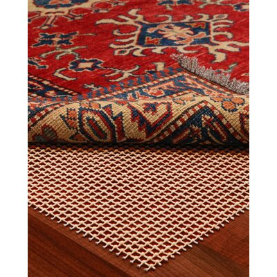 Haynes Non-Slip Rug Pad Rug Pad Size: Rectangle 4 x 6