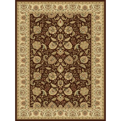 Dexter Brown Area Rug Rug Size: 710 x 1010