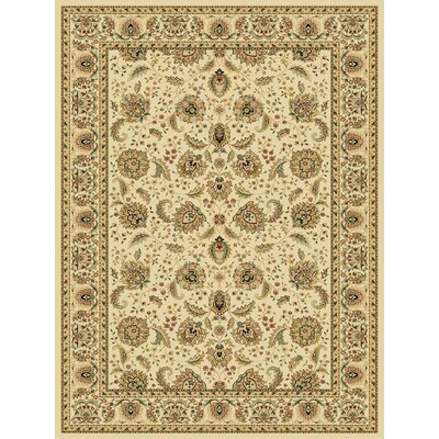 Dexter Wheat Area Rug Rug Size: Runner 23 x 77
