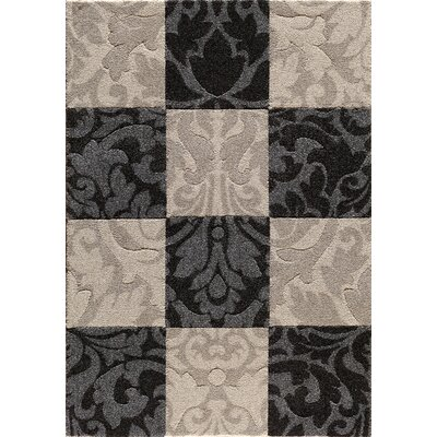 Sullivan Grey Area Rug Rug Size: 710 x 910