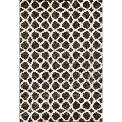 Delaney Brown Area Rug Rug Size: 5 x 76