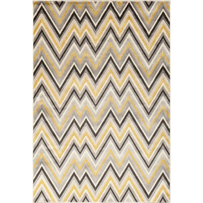 Suffolk Beige Area Rug Rug Size: 5' x 7'6