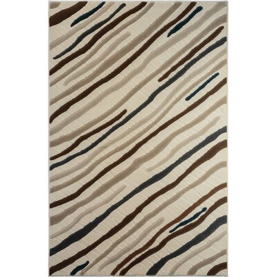 McGregor Cream Area Rug Rug Size: 710 x 1010