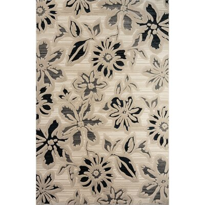 McGregor Cream Area Rug Rug Size: 53 x 77