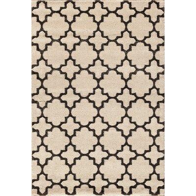 Sullivan Ivory Area Rug Rug Size: 710 x 910