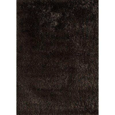 Cedric Hand-Woven Bronze Area Rug Rug Size: 66 x 96