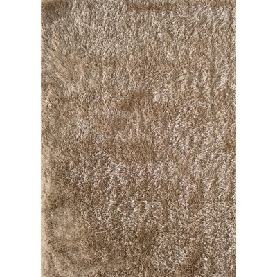 Cedric Hand-Woven Natural Area Rug Rug Size: 66 x 96