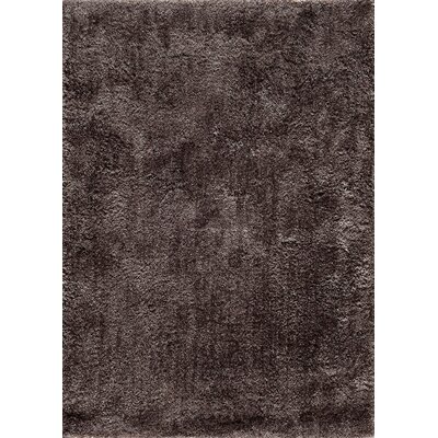 Winslow Hand-Woven Charcoal Area Rug Rug Size: 710 x 910