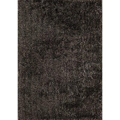 Cedric Hand-Woven Black/Beige Area Rug Rug Size: 5 x 7