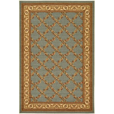 Ryan Green Indoor/Outdoor Area Rug Rug Size: 18 x 411
