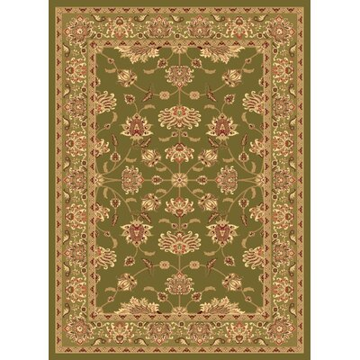 Gloucester Green Area Rug Rug Size: 910 x 132