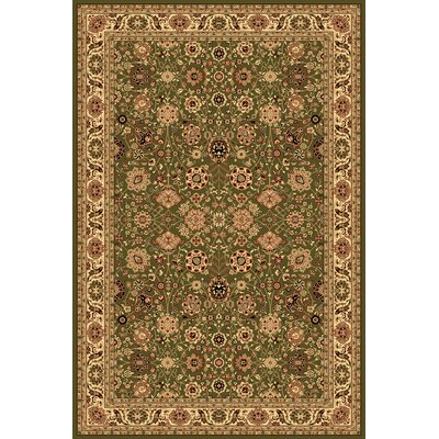Gloucester Olive Area Rug Rug Size: Rectangle 311 x 53