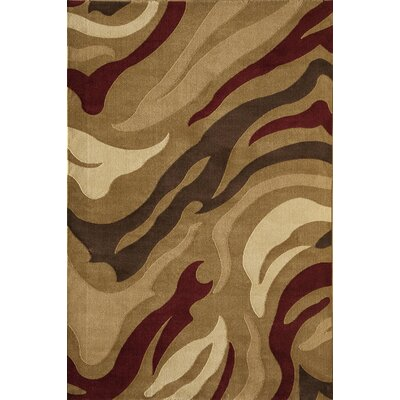 Jordan Brown Area Rug Rug Size: 311 x 53