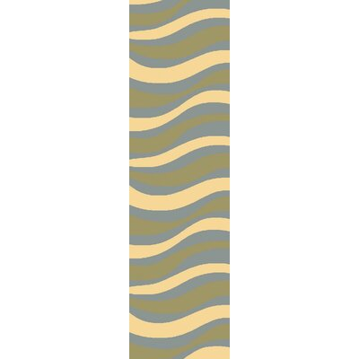 Jordan Beige Area Rug Rug Size: Runner 23 x 710