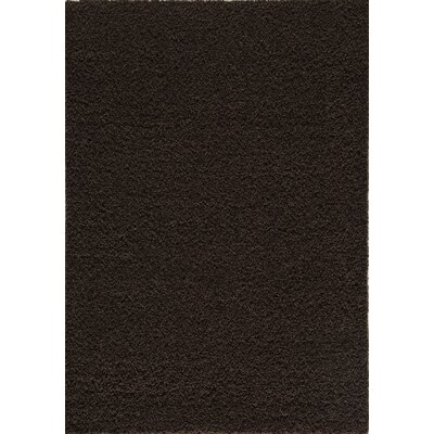 Cambridge Brown Area Rug Rug Size: 53 x 76