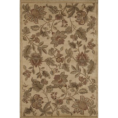 Allston Cream/Gray Area Rug Rug Size: Rectangle 311 x 53