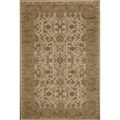 Berghoff Area Rug Rug Size: Rectangle 53 x 710