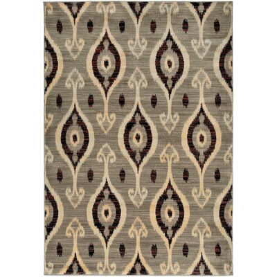Culver Beige Area Rug Rug Size: Rectangle 33 x 53