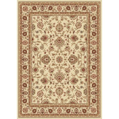 Laplant Beige Area Rug Rug Size: Rectangle 76 x 910