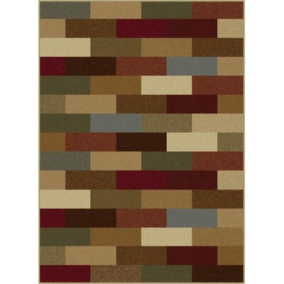 Lavalley Multi Area Rug Rug Size: 76 x 910