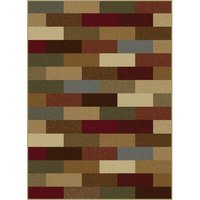 Lavalley Multi Area Rug Rug Size: 5 x 7