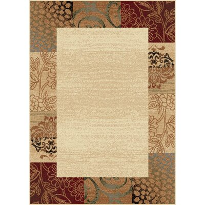 Lavalley 3 Piece Brown Area Rug Set Rug Size: 5 x 7