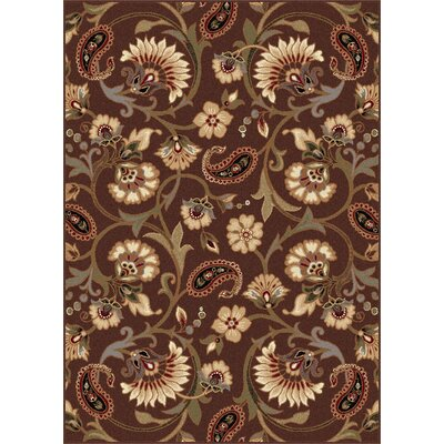 Bayou 3 Piece Brown Area Rug Set Rug Size: 7 x 5