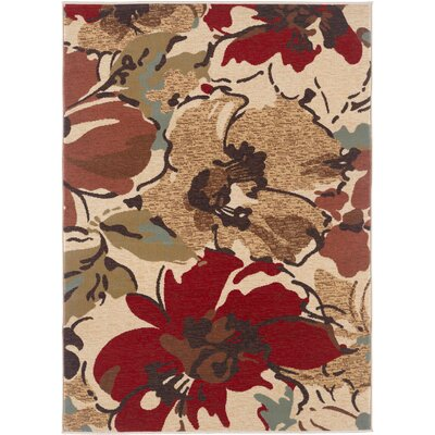 Strope 3 Piece Beige Area Rug Set Rug Size: Rectangle 7 x 5